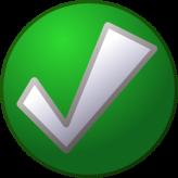 11954451881968599805jean_victor_balin_green_tick.svg.med