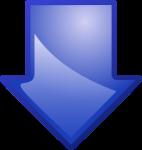 1195445240416622736jean_victor_balin_arrow_blue_down.svg.med